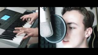 Porter Robinson & Madeon - Shelter (Piano / Vocal Cover)
