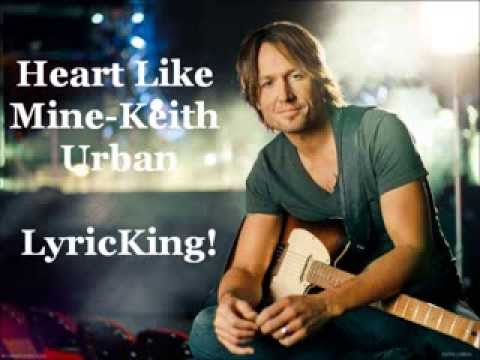 Keith Urban - Heart Like Mine