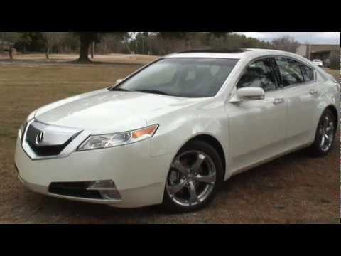 2010 Acura TL SH-AWD, Detailed Walk Around - YouTube