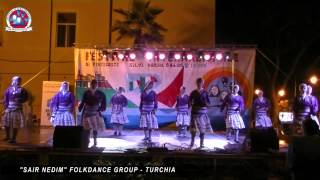 SAIR NEDIM FOLKDANCE GROUP - TURCHIA