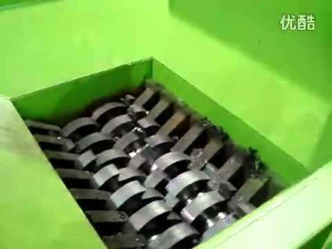 Plastic Crusher Work Video.flv
