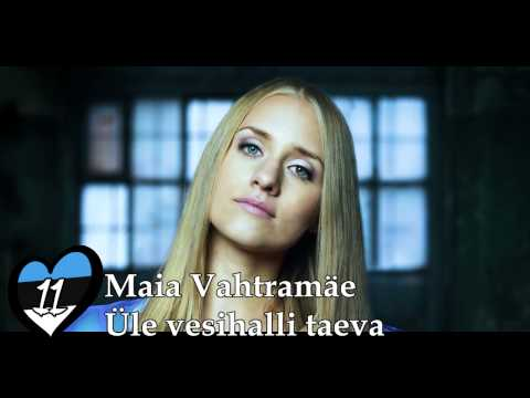 Eurovision 2015 Estonia (Eesti Laul) My Top 20