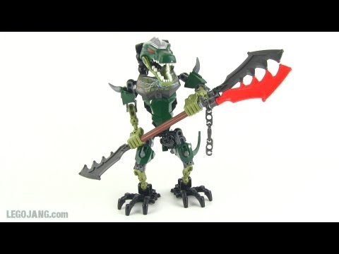 LEGO CHIMA - Chi Cragger review! large action figure 70203 - YouTube