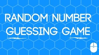 Random Number Guessing Game Using Python