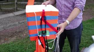 Weather Balloon with GoPro - Launch from Bucknell University