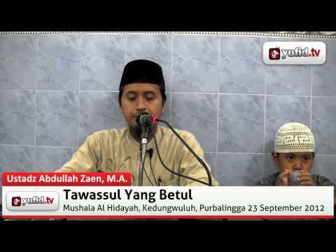 Tausiah Islam: Doa Memohon Akan Kematian - Ustadz Abdullah Zaen