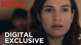 The Guernsey Literary and Potato Peel Pie Society | Juliet and Dawsey | Netflix