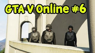 GTA Online #6 Final - Giải cứu thành phố khỏi chiến tranh từ robot AI | ND Gaming