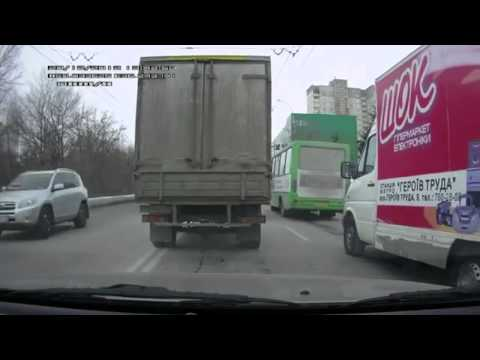 Подборка аварий и ДТП декабрь/3 2012 Car Crash Compilation