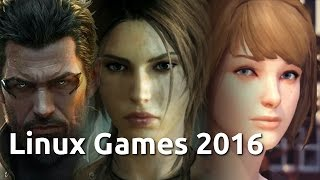 2016 Linux Games from Feral Interactive