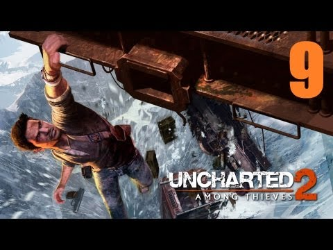 Uncharted 2: Among Thieves Story Walkthrough (Part 9)