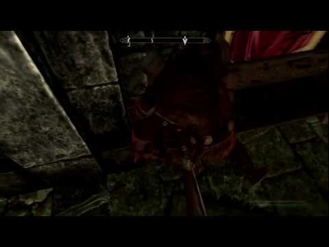 The Elder Scrolls V: Skyrim - Killing General Tullius