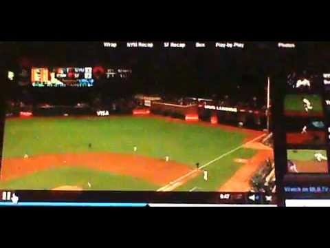 Buster Posey 2013 Mets Game Highlights 1