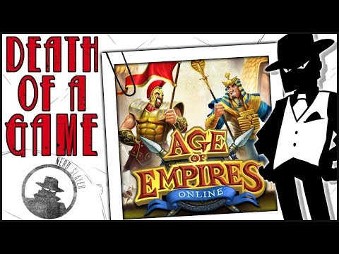 Death of a Game: Age of Empires Online
