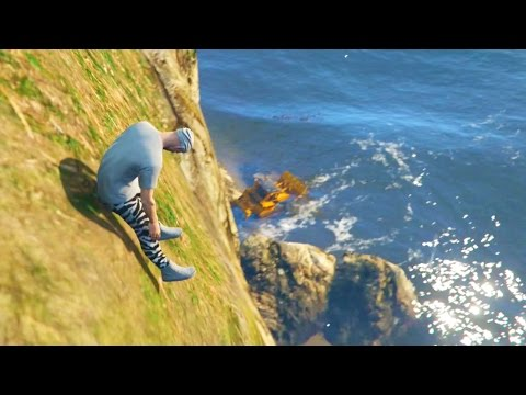 GTA 5 Funny Moments #116 (Fails And Random Gameplay Moments)