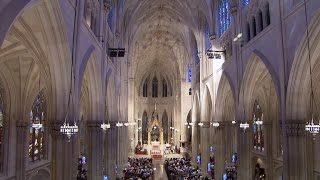 Restoring St. Patrick's Cathedral