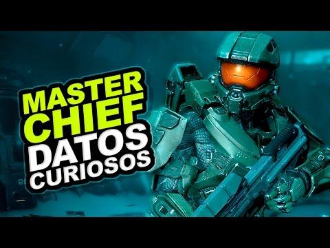 CURIOSIDADES DE MASTER CHIEF