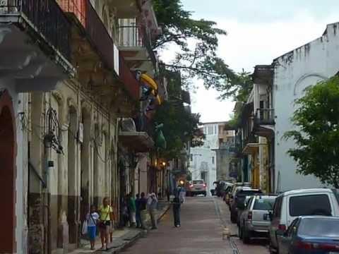 In-flight movie-La Ciudad de Panama, Capital de Diversidad