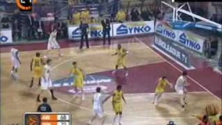 Aris - Fenerbahce, Euroleague Top 16 2008