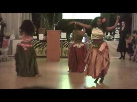 Mauritian Sega & Kenyan Chakacha Dance - Jaivah - Toronto African Dance video