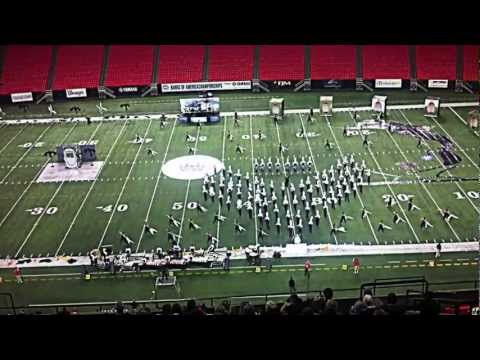 Tarpon Springs Band Finals 2012: BOA Atlanta