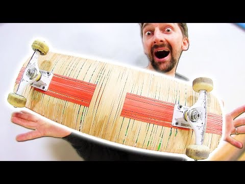 INCREDIBLE RUBBER BAND BOARD | YMIWSI Ep 181