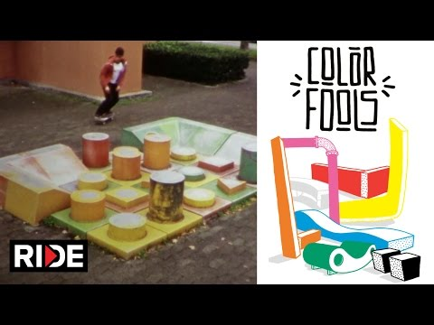 Color Fools -  Full Video on RIDE