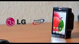 LG Optimus L5X (E540F) con Telcel® - Análisis en HD