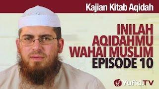 Serial Kajian Aqidah: Episode 10 - Syaikh Abdurrahman bin Muhammad Musa Alu Nasr