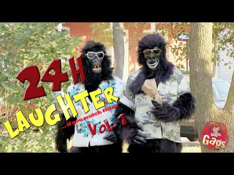 24 HOUR JUST FOR LAUGHS LAUGH TRACK - VOLUME 1