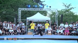 KEI(JAPAN) Judge Move | Samurai 2016.07.03 | UGcrapht×Funky Stadium