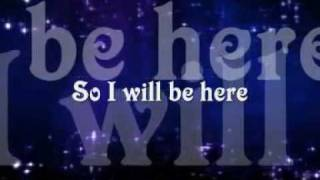 Watch Steven Curtis Chapman I Will Be Here video
