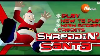 Shreddin' Santa 3D