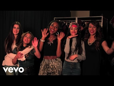 Fifth Harmony - Tour Diaries with Fifth Harmony: Episode 1