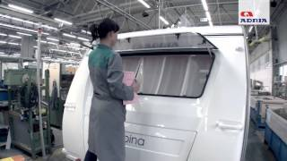 Adria Mobil Production Process