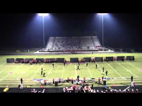 Caney Creek High School Band 2013