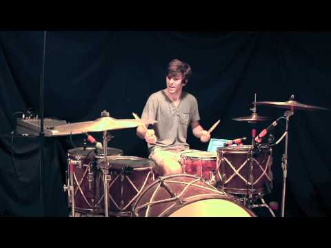 Paramore-careful Drum Cover video