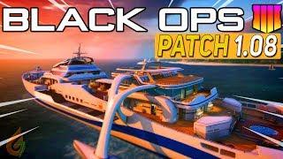 HIJACKED DE RETOUR sur BLACK OPS 4 PATCH NOTE 1.08