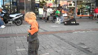 First Tango Steps with El Metodo in Montevideo.AVI