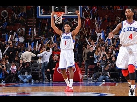 Check out the top five plays from an amazing night in the NBA. Visit http://www.nba.com/video for more highlights.