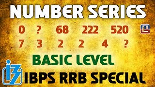Number Series | Basic Level | Maths | IBPS RRB SPECIAL