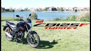 Honda CB125F Twister Test prueba a fondo(Consumo, velocidad máxima, etc)