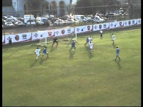 Giorgi Megreladze's goal.