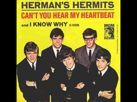 Hermans Hermits - Cant You Hear My Heart Beat