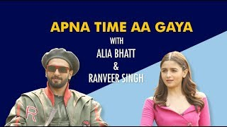 Ranveer And Alia S Special Connection Ranveer Singh Alia Bhatt Zoya Akhtar Full Interview