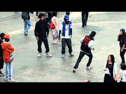 Уличные танцы  Крамп