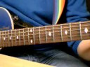 Something Guitar Solo (beatles) With Slow & Close Up Lesson