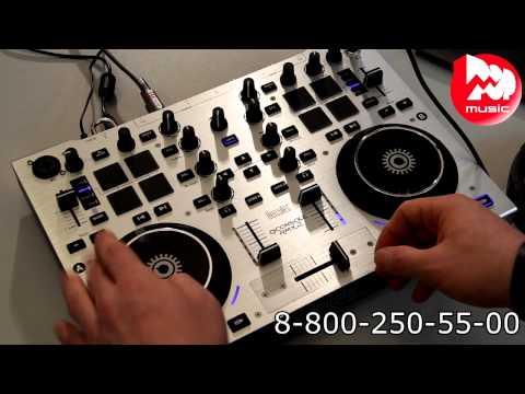 Dj-контроллер HERCULES DJ CONSOLE RMX2