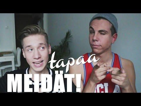 Tapaa MeidÄt! | Naag & Valtteri video
