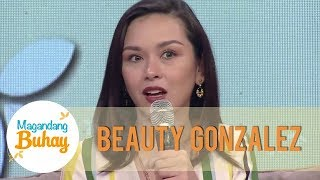 Beauty admits that she and Dimples Romana stay in different tents | Magandang Buhay